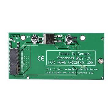 Tarjeta convertidora de unidad de estado sólido SATA SSD de 2,5 ...