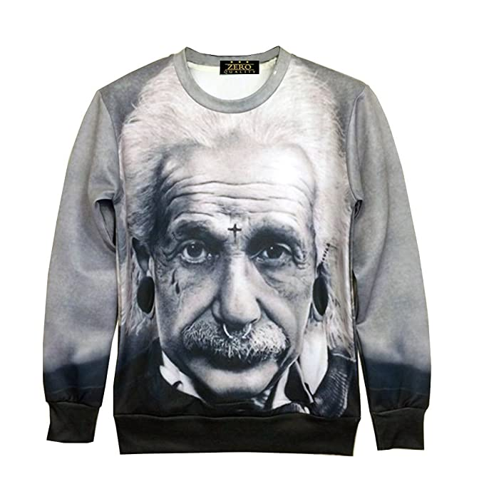 Einstein Rock Sweater
