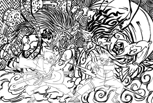 Paint Jump Art Of Naruto ナルト 愛蔵版コミックス 岸本 斉史