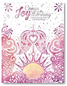 Joy Comes in the Morning: Coloring Through Infant Loss and Miscarriage