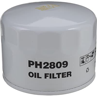 Luber-finer PH2809 Oil Filter: Automotive