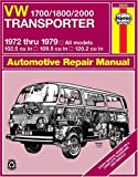 img - for VW Transporter 1700, 1800 and 2000, 1972-1979 (Haynes Manuals) book / textbook / text book