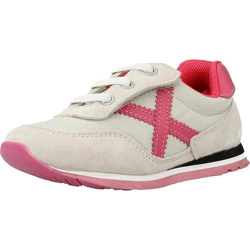 MUNICH Zapatillas de Deporte Unisex niño, (1700008 Blanco), 22 EU: Amazon.es: Zapatos y complementos