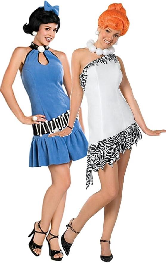 Diseño de pareja Wilma Picapiedra traje de neopreno para mujer ...