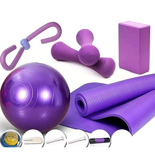 Kit para principiantes de yoga, colchoneta de equilibrio de ...
