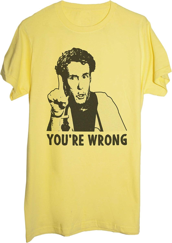 Serie TV Divertente Sei in Torto! Dottor Cox T-Shirt Scrubs