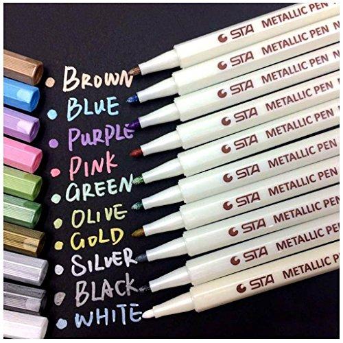10 Children's watercolor pen - 5