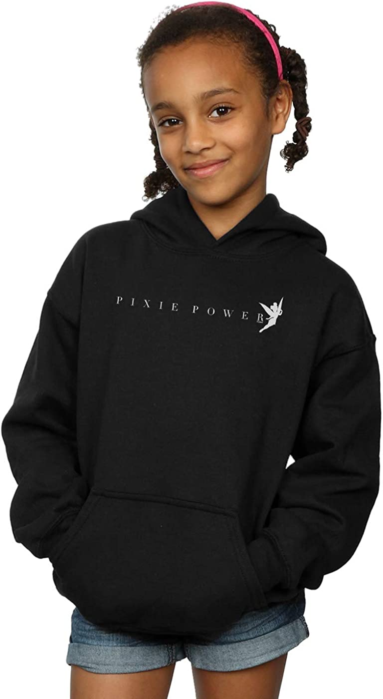 Disney Girls Tinker Bell Pixie Power Sweatshirt