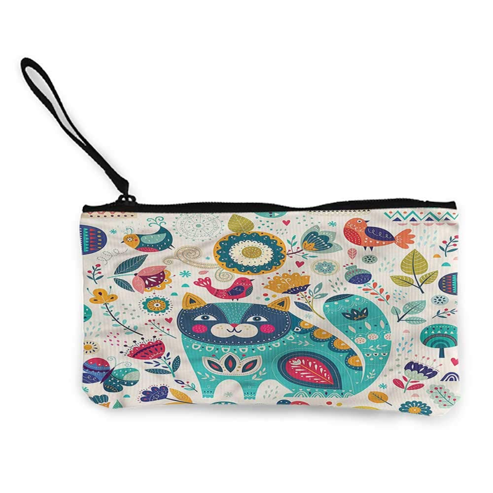 Coin Purse CatBe Curious...