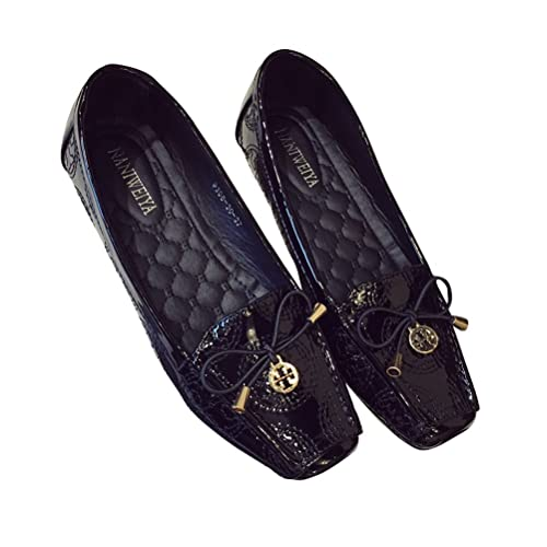 646eb7bb08810 WeiYin Women's Driving Shoes Leather Loafers Boat Shoes Flats
