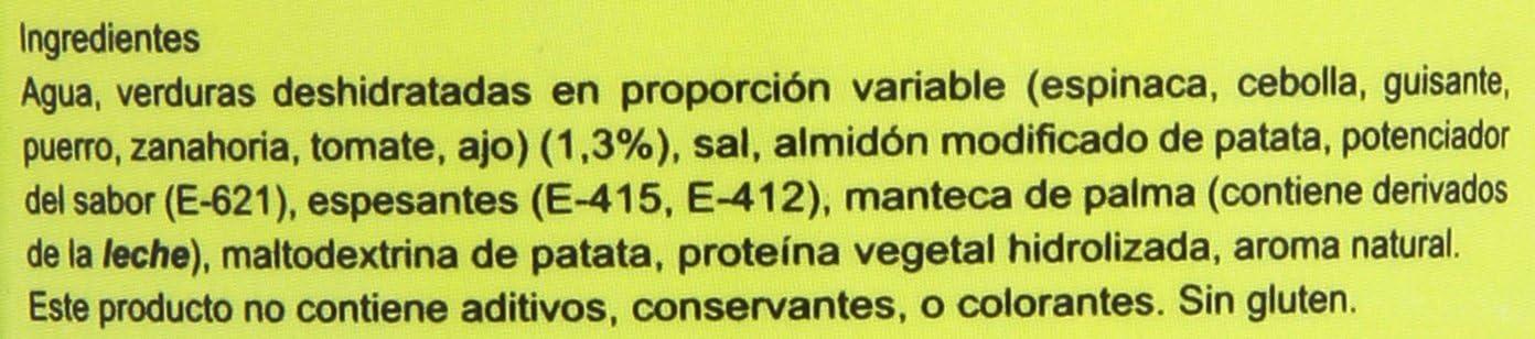 2Go - Sopa de verduras - Se calienta solo - 200 ml