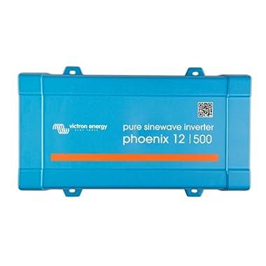 Victron Energy Phoenix True Sinewave Inverter 12/500 120V VE.Direct NEMA 5-15R