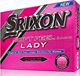 Srixon Women's Soft Feel Dozen Golf