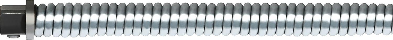 Rohrreinigungsspirale /Ø10mm f/ür KaRo/® Flexmatic Vierkant von E/&R