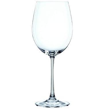 Nachtmann Vivendi Bordeaux Glasses, Set of 4