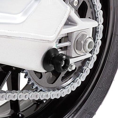 950 Adventure//S//Super Enduro//R 990 Adventure//R//S Diabolos Le Mans M10 x 1.5 Noir pour KTM 690//950 Supermoto SM//R Supermoto SM T//SM//R Super Duke//R