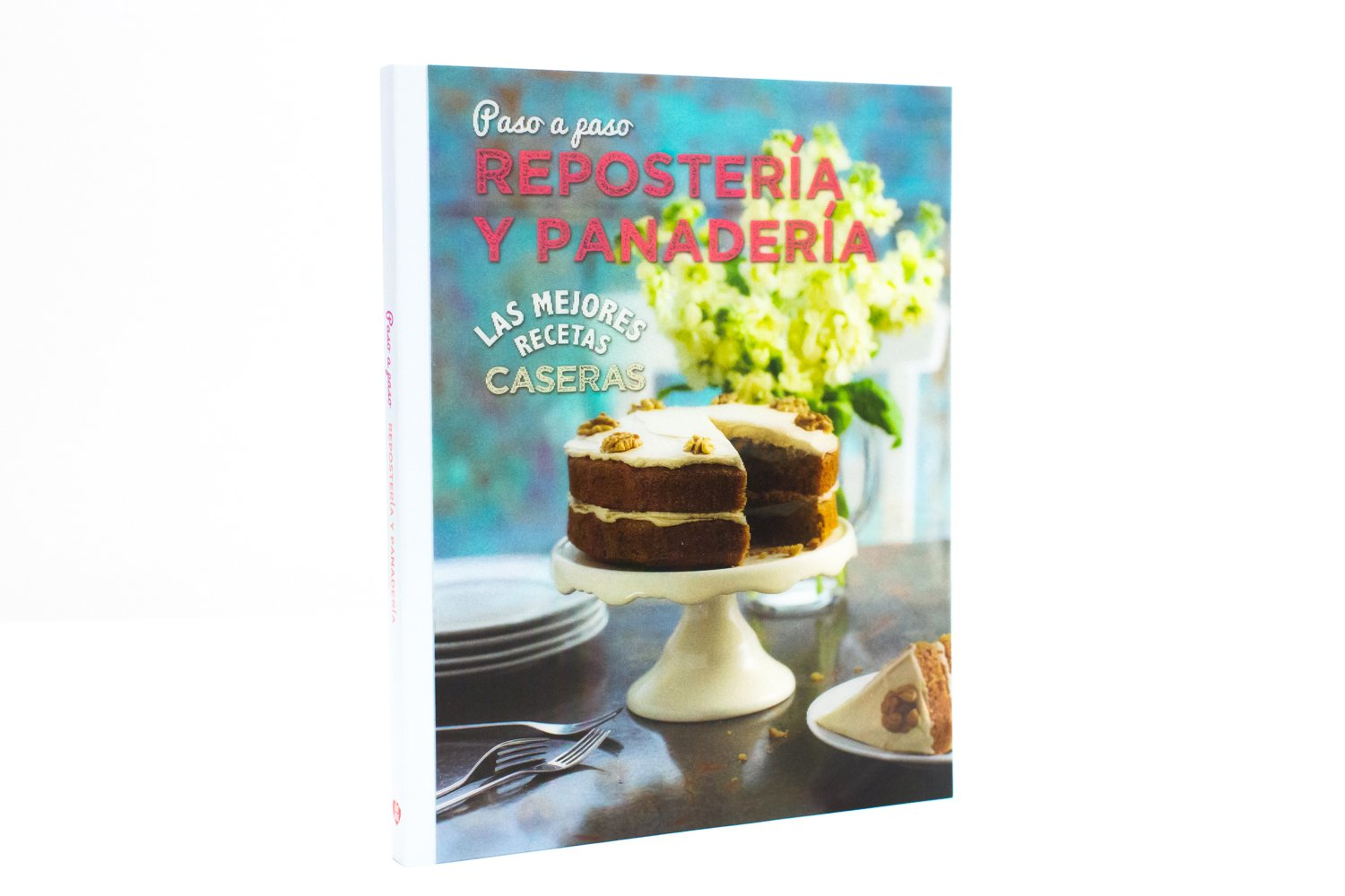 Las Mejores Recetas Caseras Paso a Paso - Reposteria y panaderia (Made from Scratch) (Spanish Edition): Parragon Books: 9781472350565: Amazon.com: Books