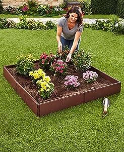 Amazon.com: Raised Garden Bed Set: Patio, Lawn & Garden