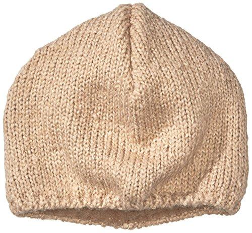 para Beige color Myrtle hombre talla Beach Talla Mütze Gorro única Vintage Knitted Hat Beige pqYaO8wq