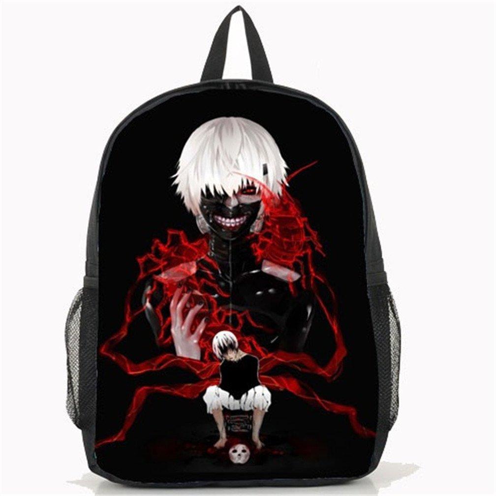 92352d5b21 hot sale YOYOSHome Anime Tokyo Ghoul Cosplay Bookbag Laptop Bag Daypack  Backpack School Bag