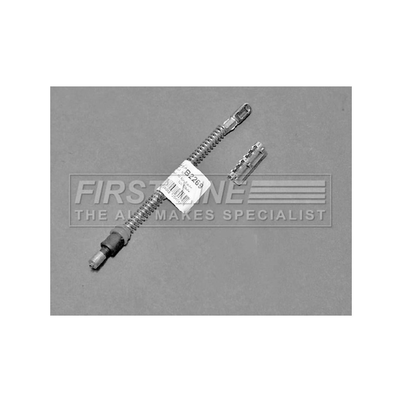 First Line FKB2269 Brake Cable Rear LH//RH