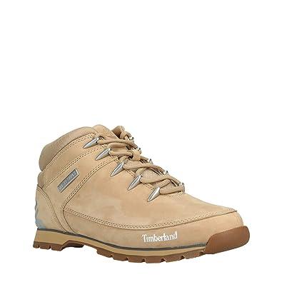 903653fe739 Timberland Euro Sprint Hiker Iced Coffee CA1RJG, Boots: Amazon.co.uk ...