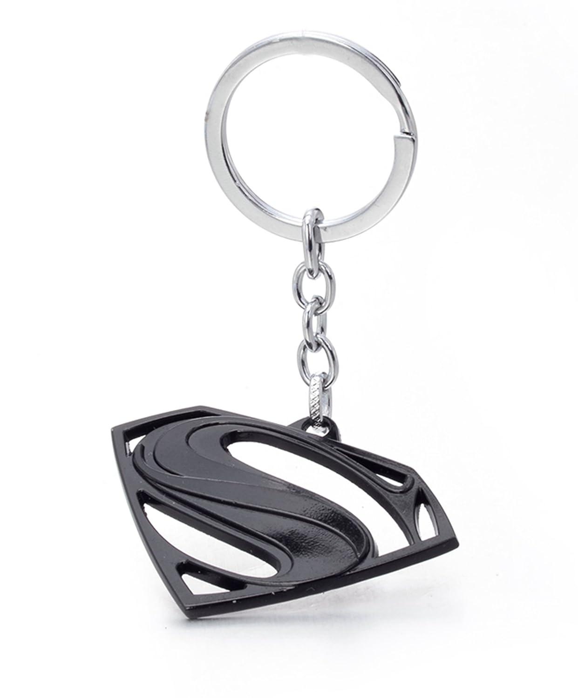 LOOMEN Superman Symbol keychains