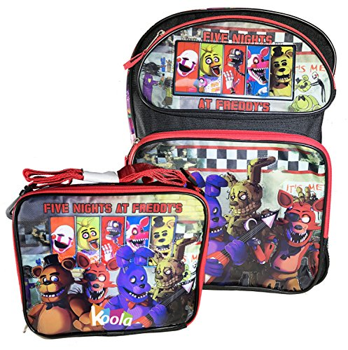 Five Nights at Freddy's Large Backpack 16