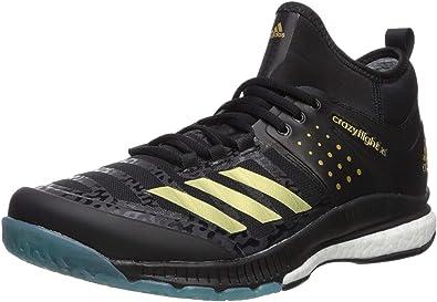 perdonado lila águila  Amazon.com: adidas Crazyflight X - Zapatillas de voleibol para hombre, 10 M  US: Shoes