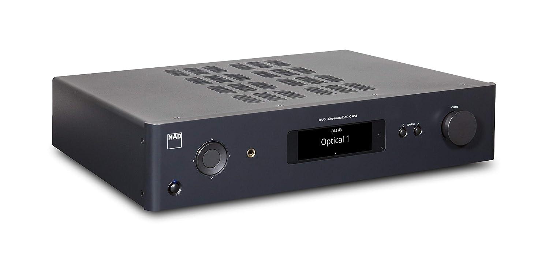 NAD C 658 Streamer, DAC & Preamplifier (NAD C 658 Streamer