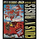 Appetite For Democracy 3D: Live at the Hard Rock Casino- Las Vegas [Blu-ray]