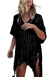 c9b1578eefb3b HARHAY Womens Oversize Beach Bikini Swimsuit Cover up Swimwear ...