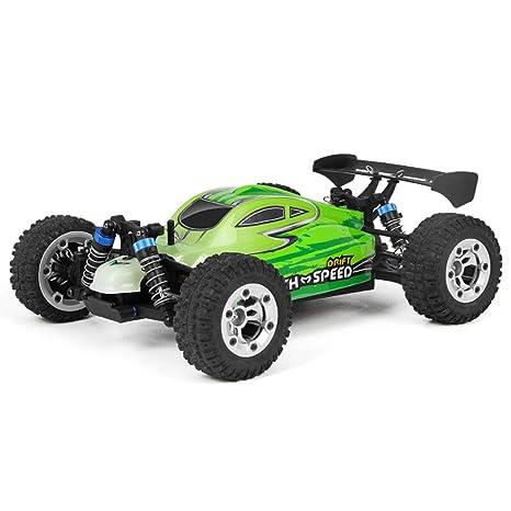 Zzsc Coche de control remoto 1:18 4WD Escalada SUV Modelo de juguete de coche de carga Carga Rueda ...
