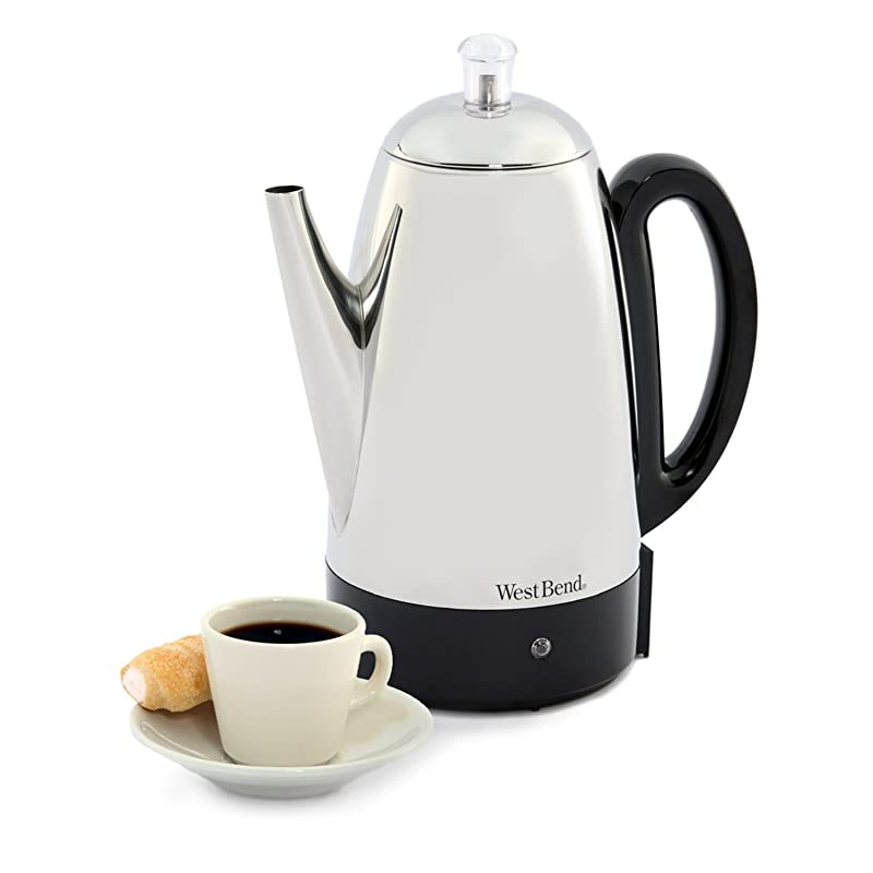 West Bend 54159 12-Cup Percolator Review
