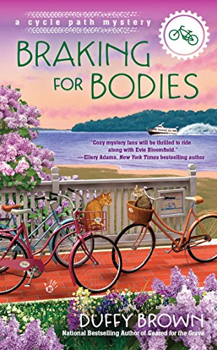 (Braking for Bodies (A Cycle Path Mystery))