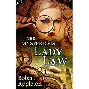 The Mysterious Lady Law Audiobook