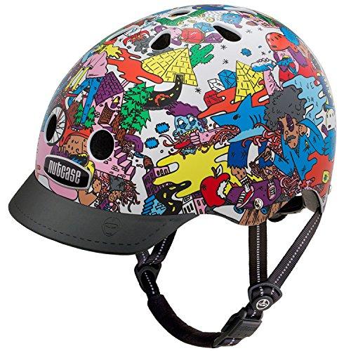 Nutcase Street Helm Nonsense Kinder- und Erwachsenenhelm