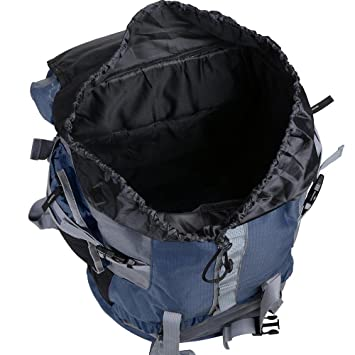 Amazon.com : Dark Blue 70L Outdoor Camping Durable Portable Travel Hiking Bag Backpack Day Pack Luggage : Sports & Outdoors