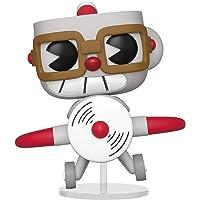 Funko Pop Games: Cuphead - Cuphead In Aeroplane Collectible Figure, Multicolor