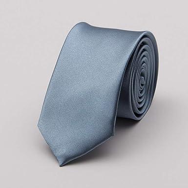 Corbatas para hombre Versión angosta del lazo de la silla casual ...