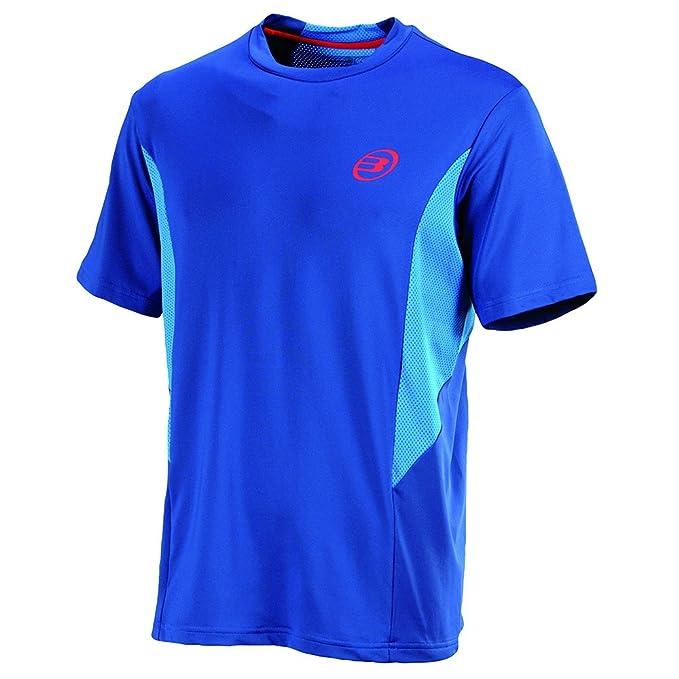 BullPadel Coleos - Camiseta para Hombre, Color Azul Tinta: Amazon ...