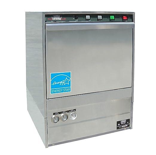 Amazon.com: AMC dishmachines uc65e, 30 rack/HR bajo encimera ...
