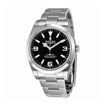 réplicas de alta calidad 2016 Rolex Explorer 214270 reloj
