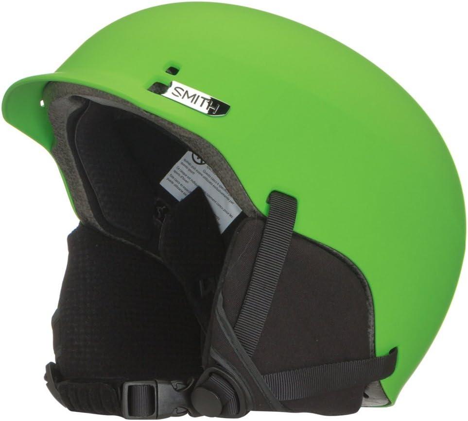 Smith Optics Adult Gage Ski Snowmobile Helmet – Matte Reactor Large