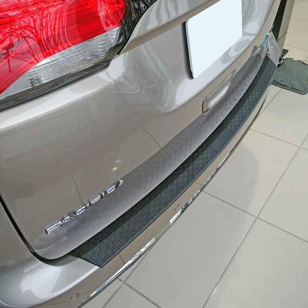 Dawn Enterprises RBP-017 Rear Bumper Protector Compatible with Chrysler Pacifica