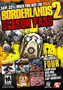 The Borderlands 2 Season Pass [Download]