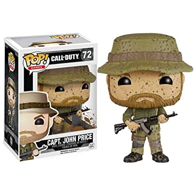 Funko POP Games: Call of Duty Action Figure - Price: Funko Pop! Games:: Toys & Games