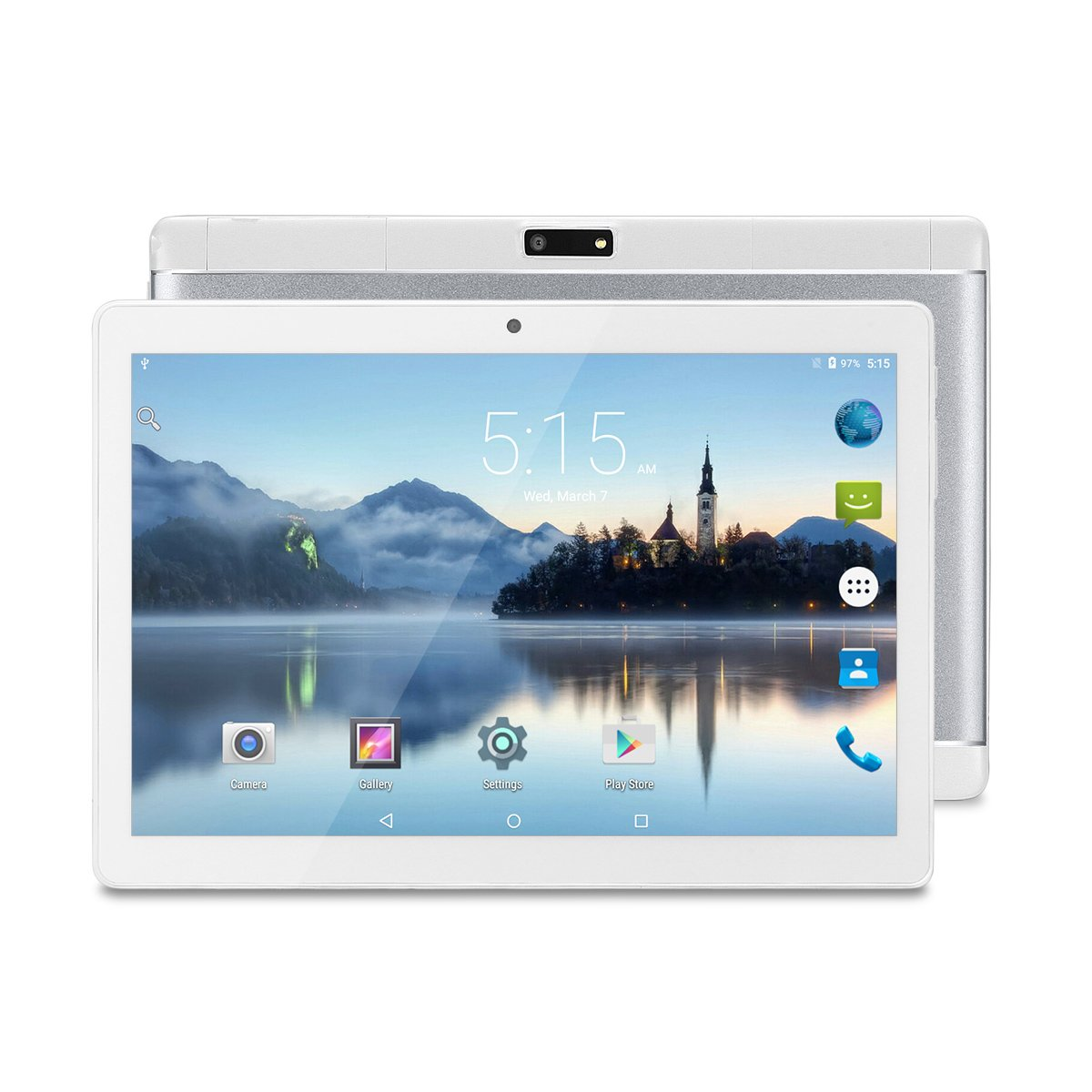 Collection Here 7 Inch Kids Android Tablets Pc Wifi Dual Camera Tab Gift For Baby And Kids Tab Pc 8gb Kids Tab Pc Tablet 7 8 9 10 10.1 Inch High Standard In Quality And Hygiene Computer & Office