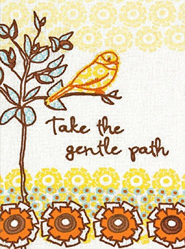 Dimensions Needlecrafts Handmade Embroidery, The Gentle Path