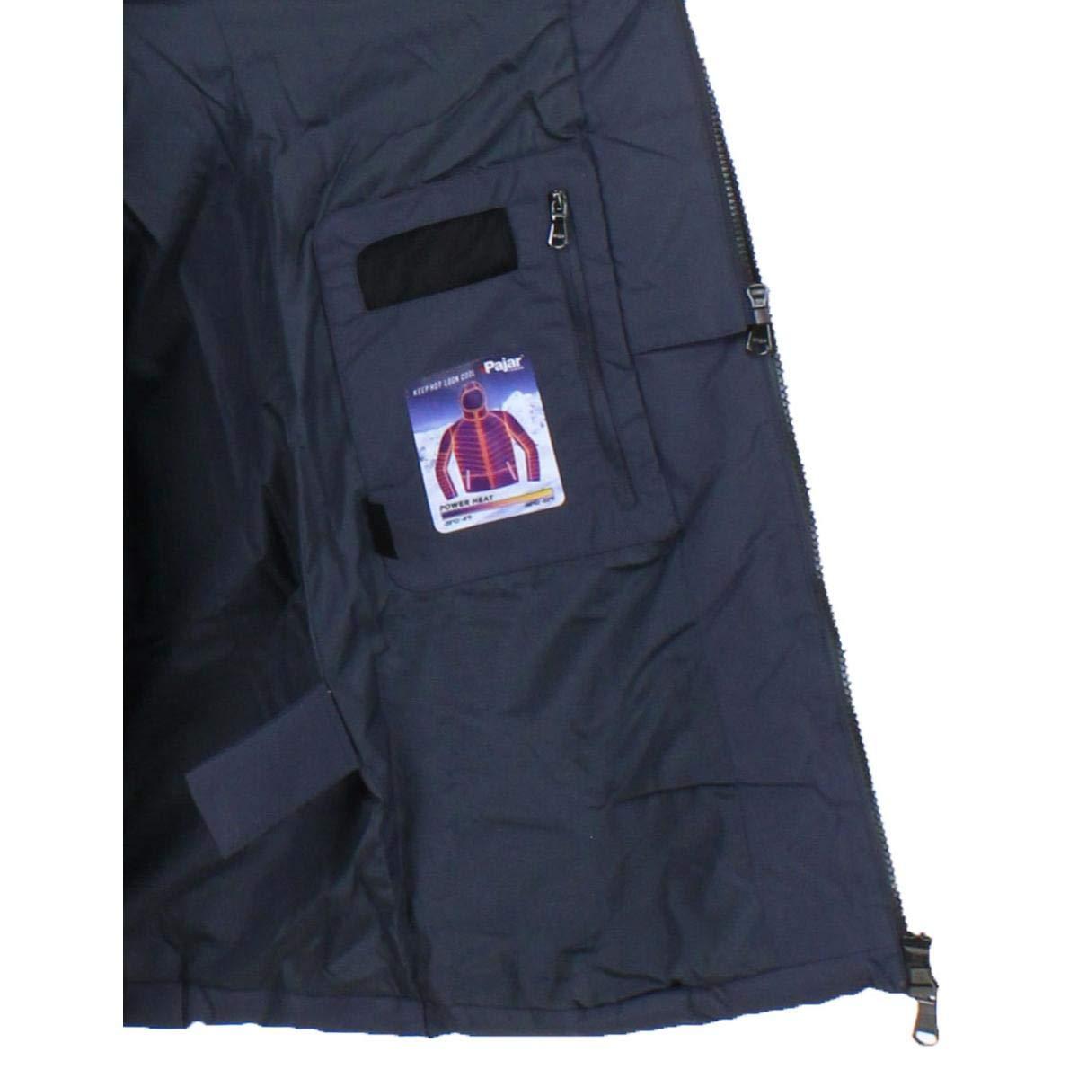 72160f305b8 Pajar Women's Annie Duck Down Long Winter Cold Weather Parka Coat Gray Size  S at Amazon Women's Coats Shop